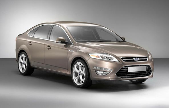 Ford Mondeo MK IV 2007 - 2014 (CA2)