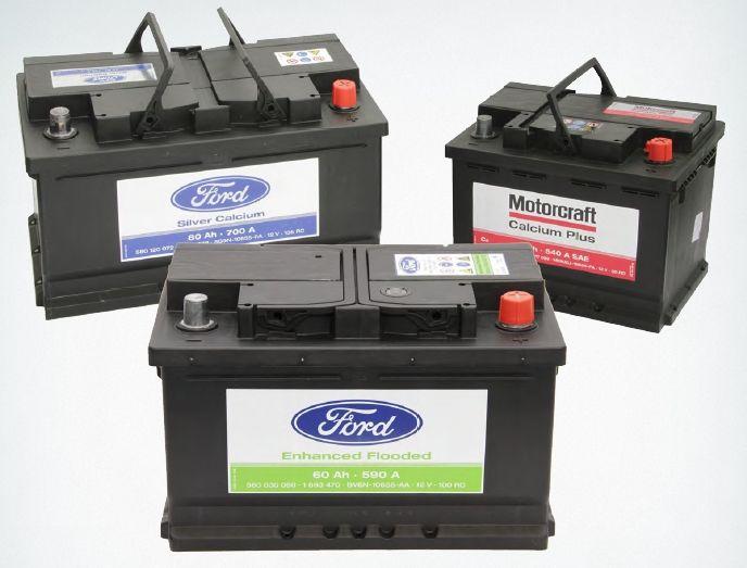 Świeże Akumulatory - Ford sklep internetowy, części do Forda PF49
