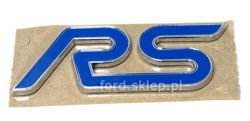 emblemat RS do Ford Focus / oryginał 1670626
